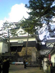名古屋の隅っこでWebデザインやってます。-岡崎城
