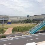 イオン幕張新都心へ行くには、幕張本郷駅からバスがおすすめ