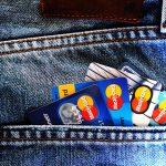 楽天銀行のデビットカードから、楽天ゴールドカードにしたらポイントがざくざく貯まってビックリ。